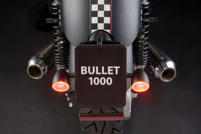 BLINKRY KELLERMANN 3v1 BULLET 1000DF- BLACK