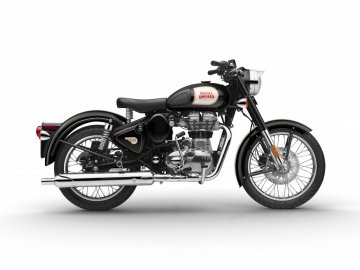 Bullet Classic 500 - Hitchcock´s Motorcycles